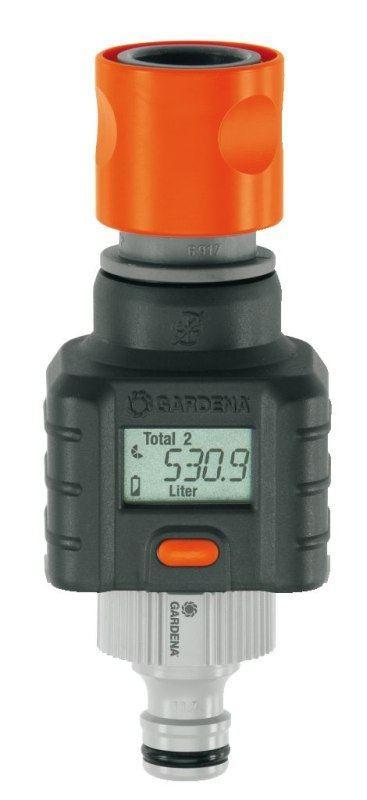 Gardena Watermeter Besproeiing