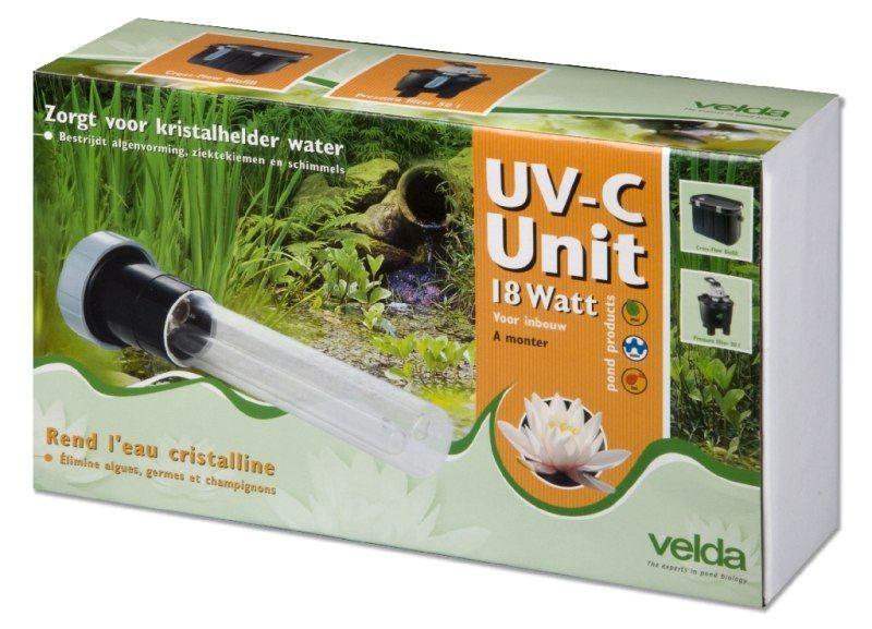 Vijver Lamp Velda UV-C 18 Watt