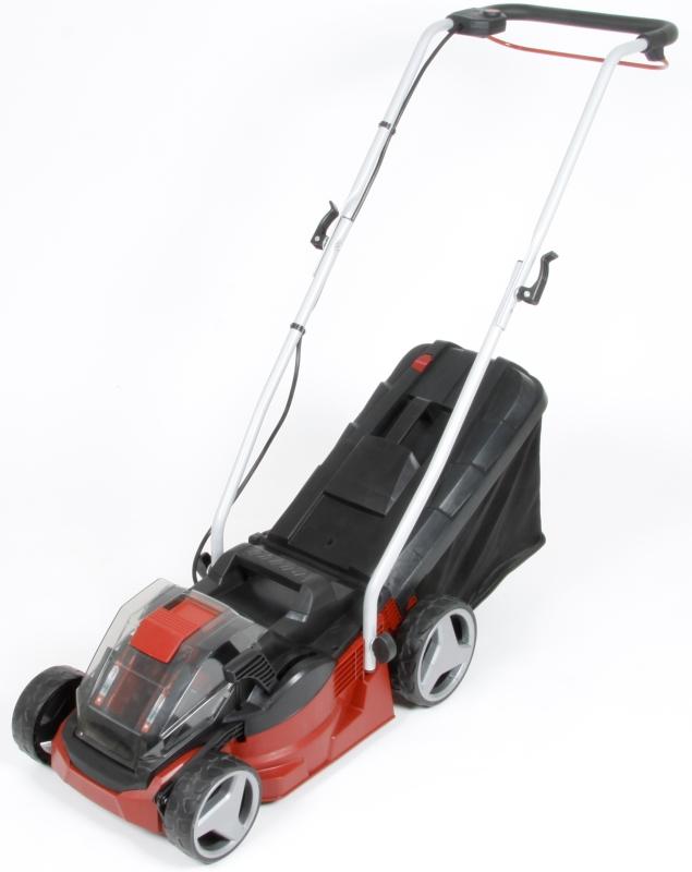 Einhell Accu Grasmaaier GE-CM 33 Kit