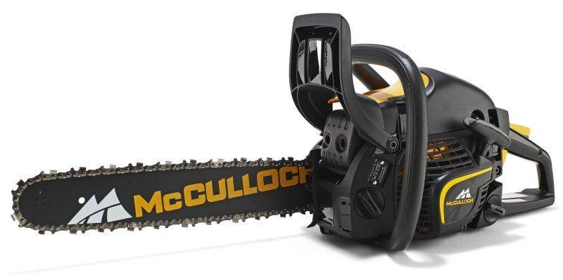 McCulloch Benzine Kettingzaag CS 410