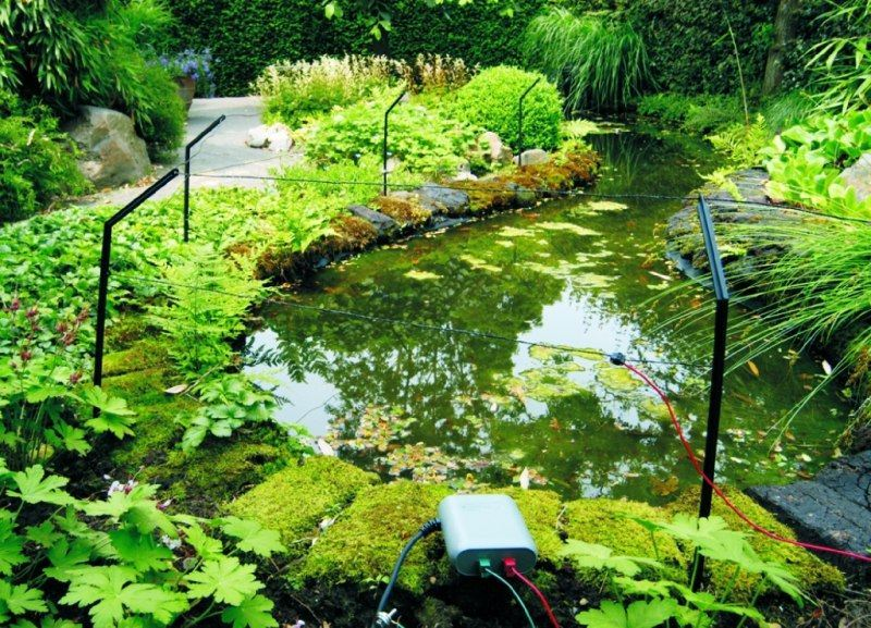 Velda Vijver Schrikdraad Pond Protector