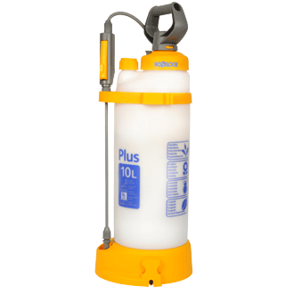Hozelock 10 liter drukspuit Plus