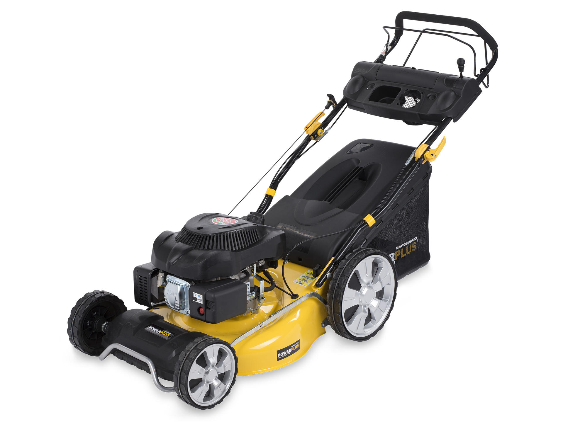 Powerplus Benzine Grasmaaier POWXG60225