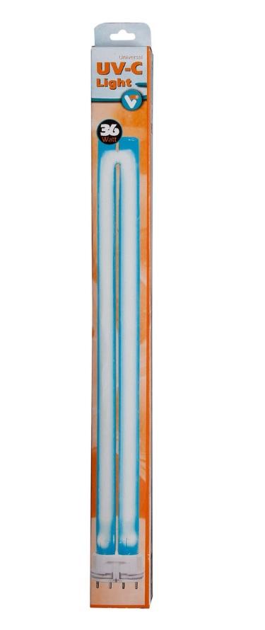 VT UV-C Vijverlamp PL 36 Watt