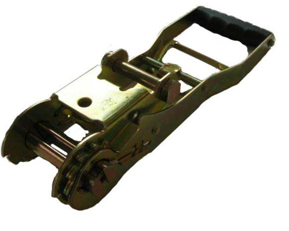 Spanratel 50 mm met lange brede handgreep
