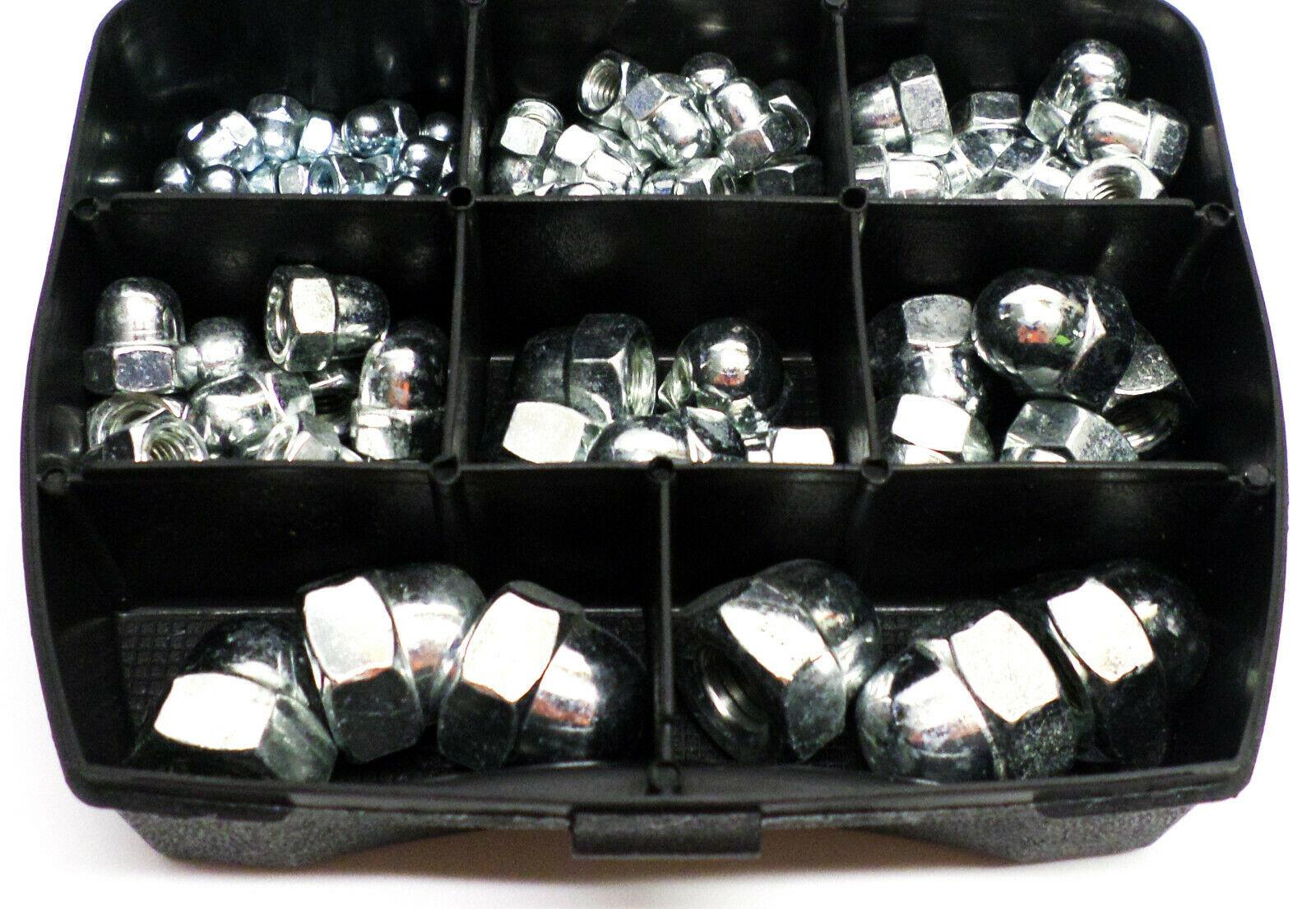 Dopmoeren DIN1587 in assortimentsbox