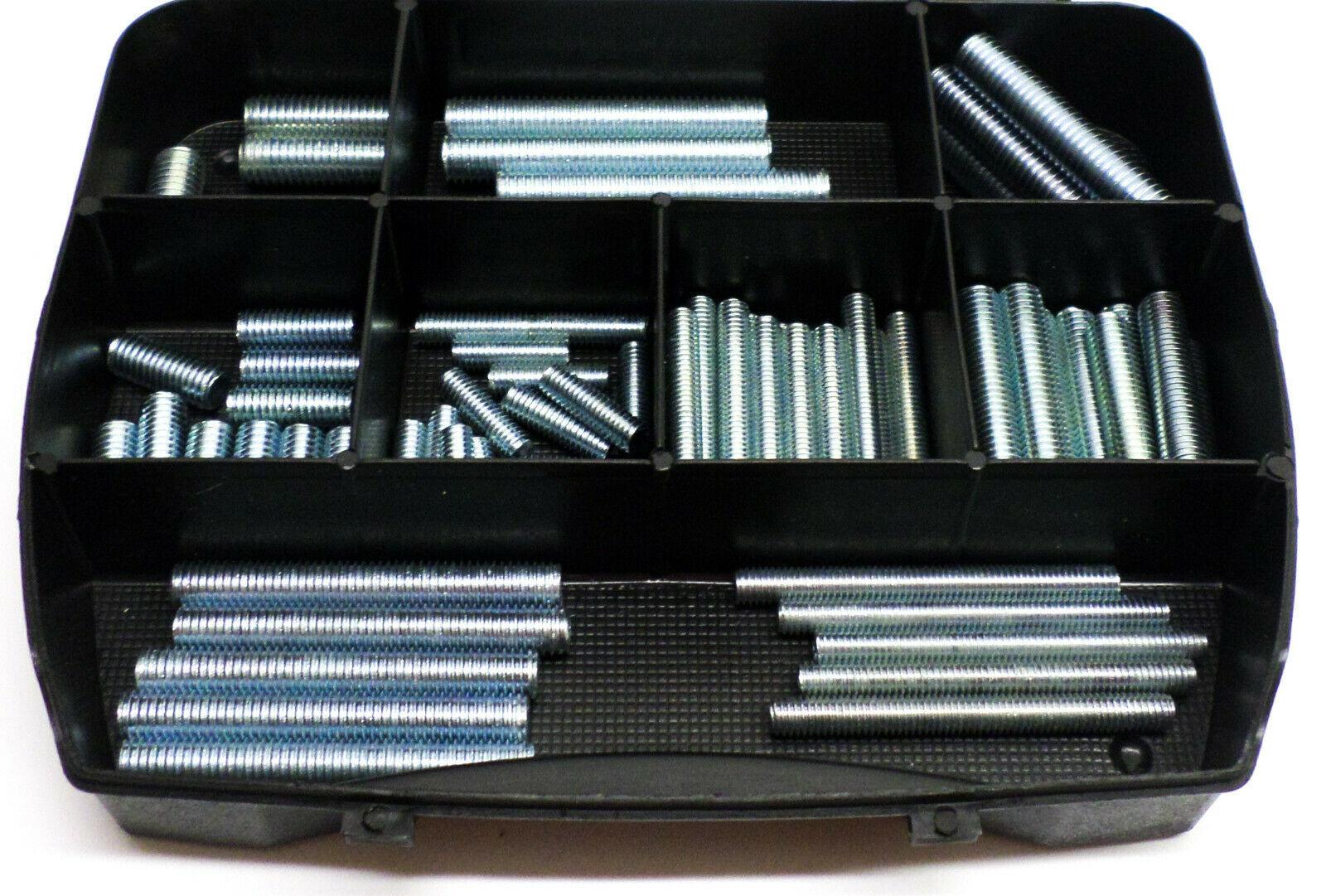 Draadeinden in assortimentsbox