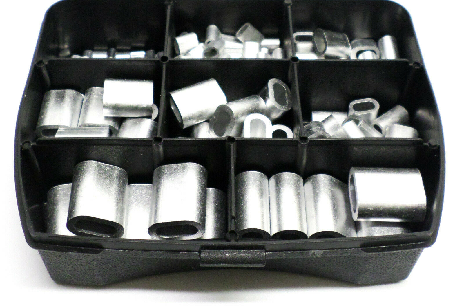 Klemkousen in assortimentsbox