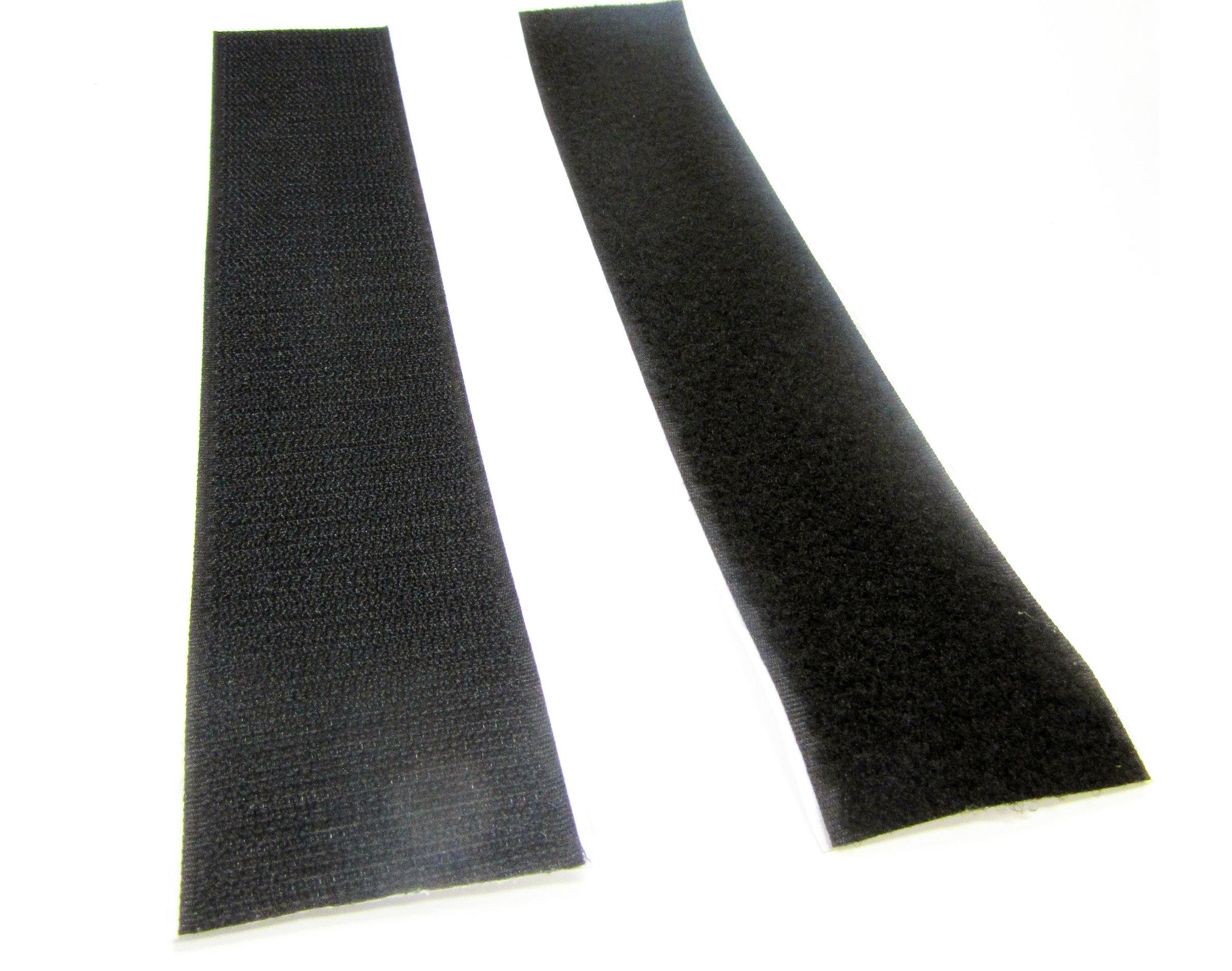 Klittenband 25 mm 2 meter