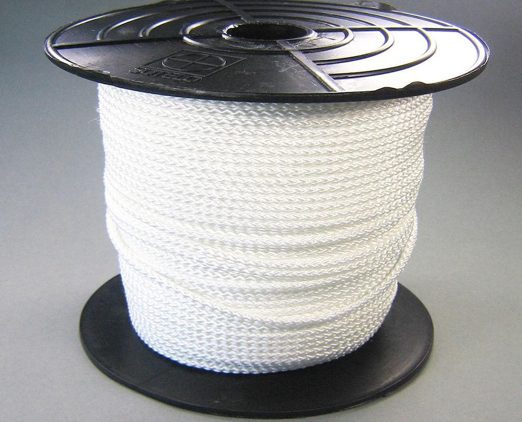 Nylon touw op maat 6 mm