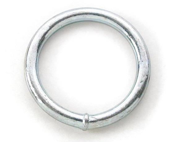 Sleutelringen, D-ring & ringen