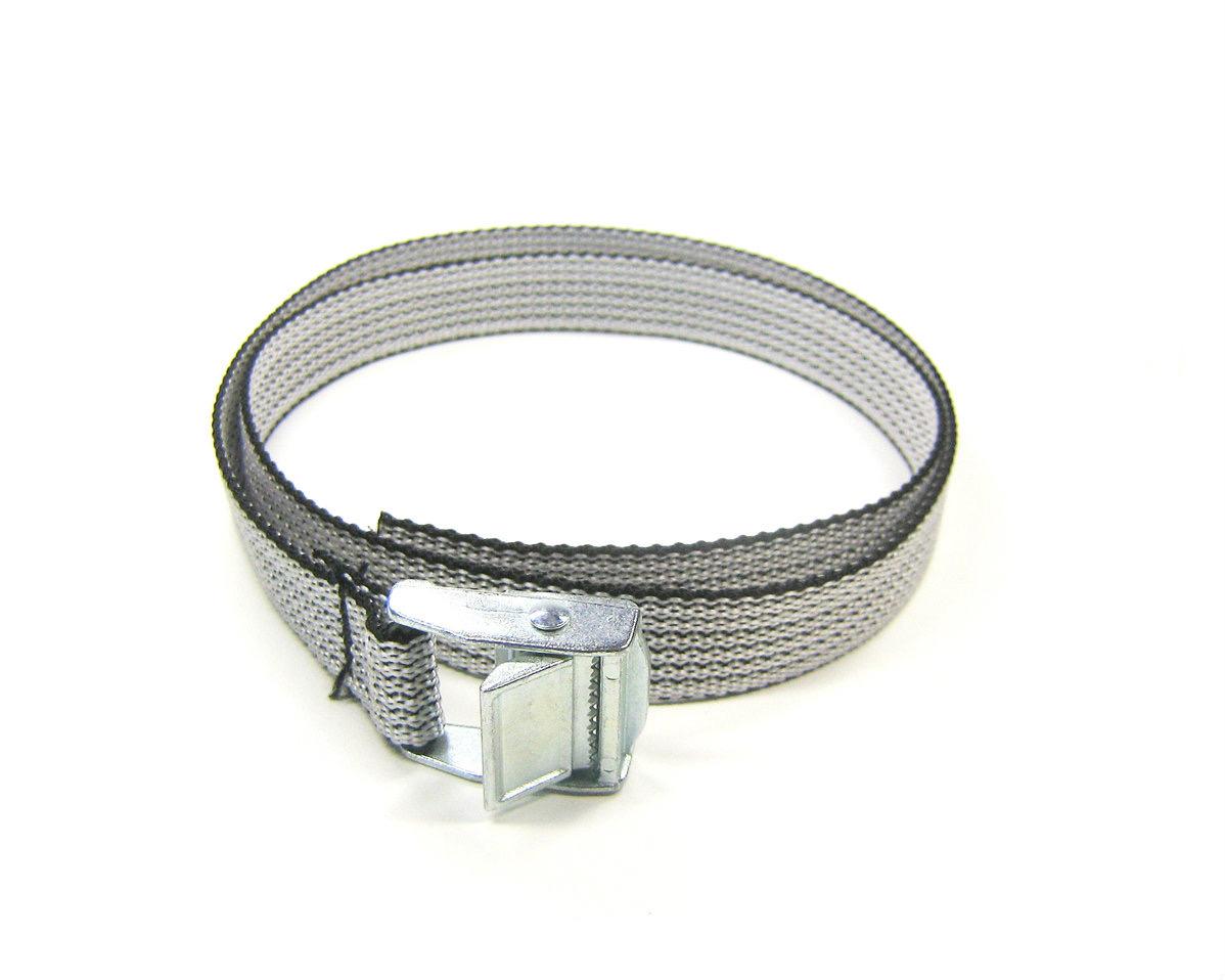 Spanbanden grijs 18 mm grootverpakking