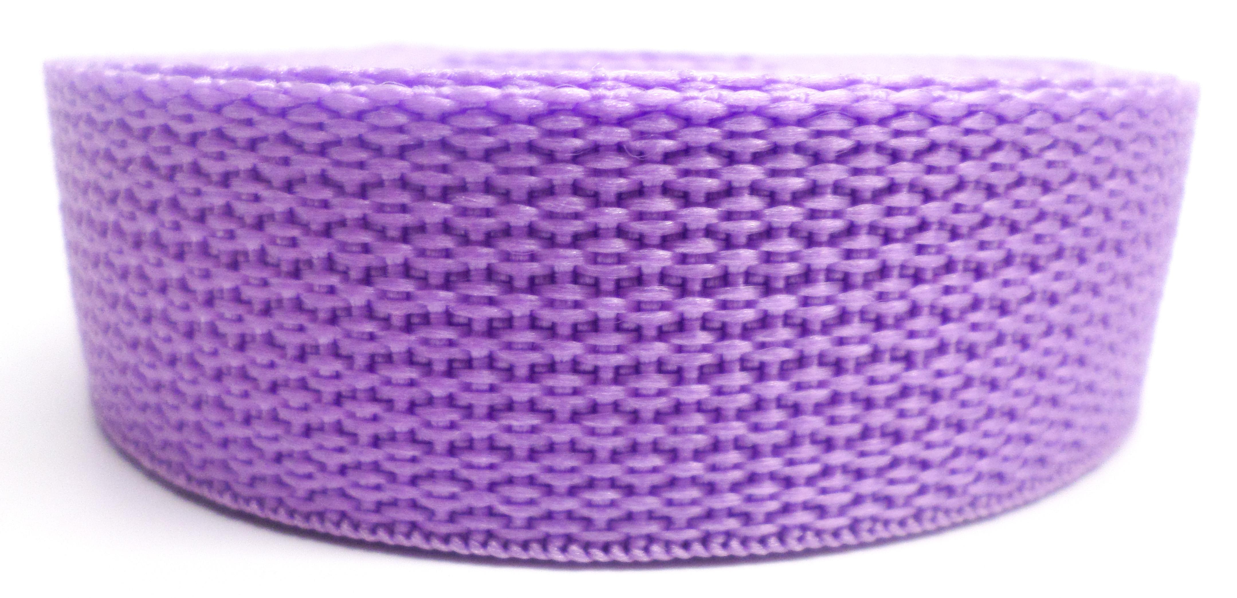 Band lila op rol 25 mm 10 meter