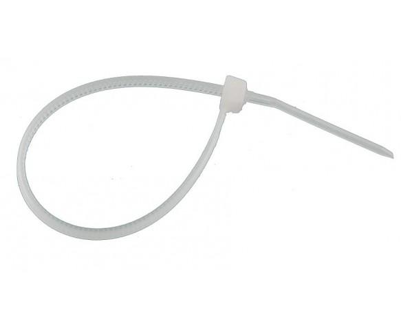 Kabelbinders wit 100 x 2,5 mm per 100 stuks