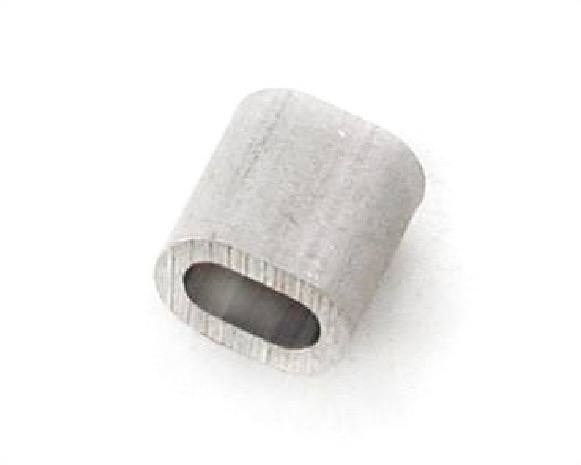 Klemkous 1 mm 100 stuks