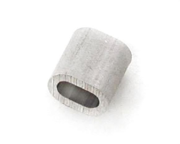 Klemkous 4 mm 100 stuks