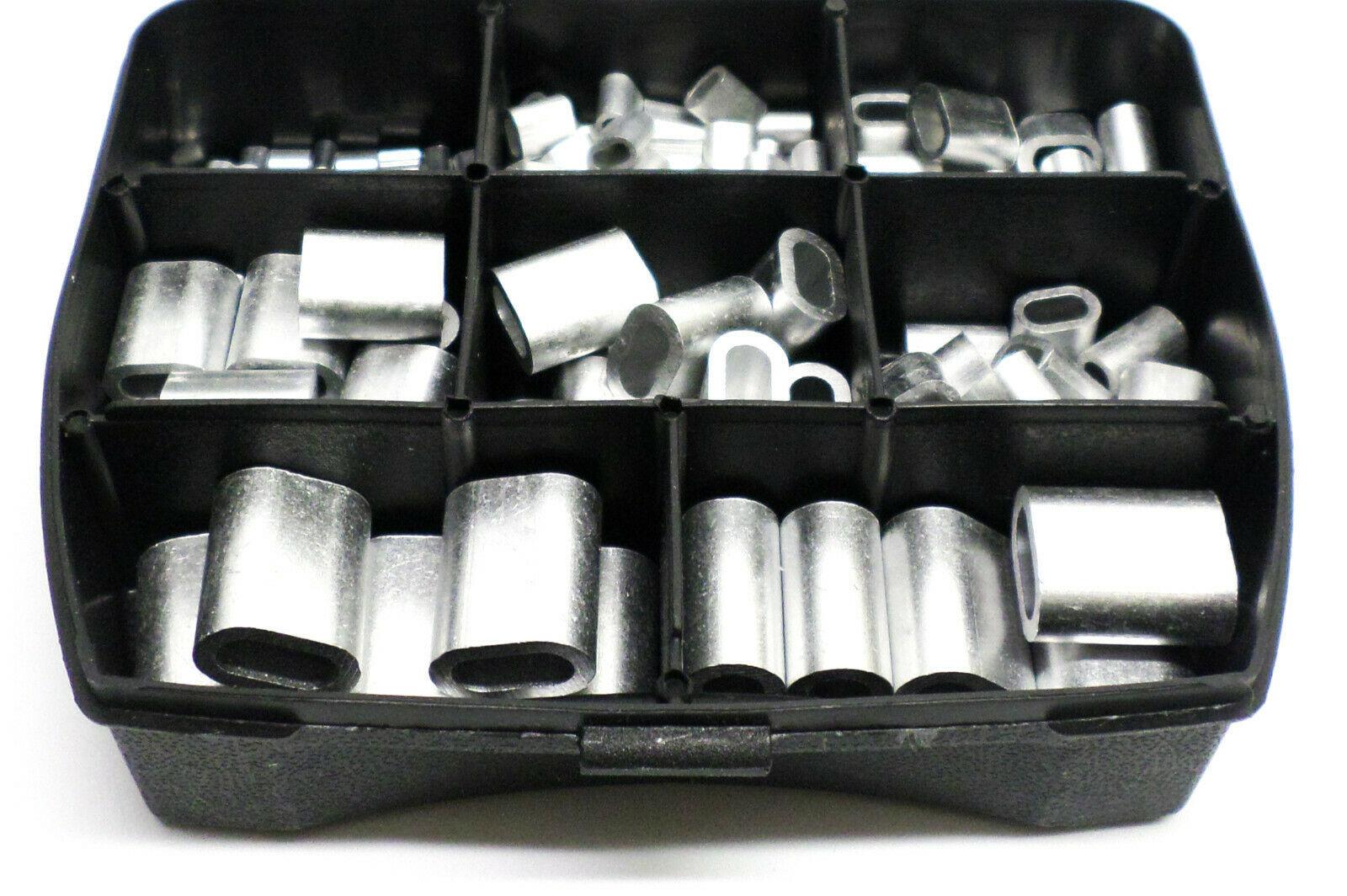 Klemkousen in assortimentsbox 156 stuks