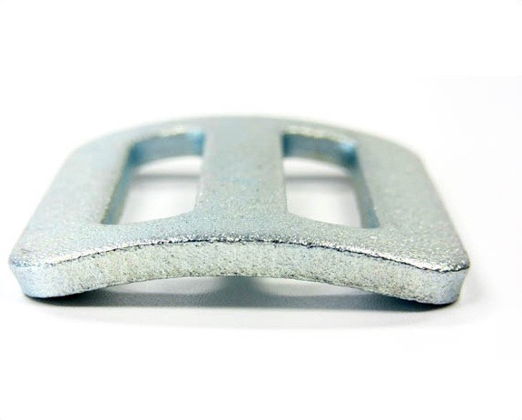 Schuifgesp dubbel 25 mm