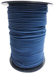 Elastisch koord op rol 3mm grijsblauw