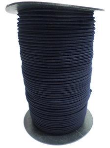 Elastisch koord op rol 5mm marineblauw