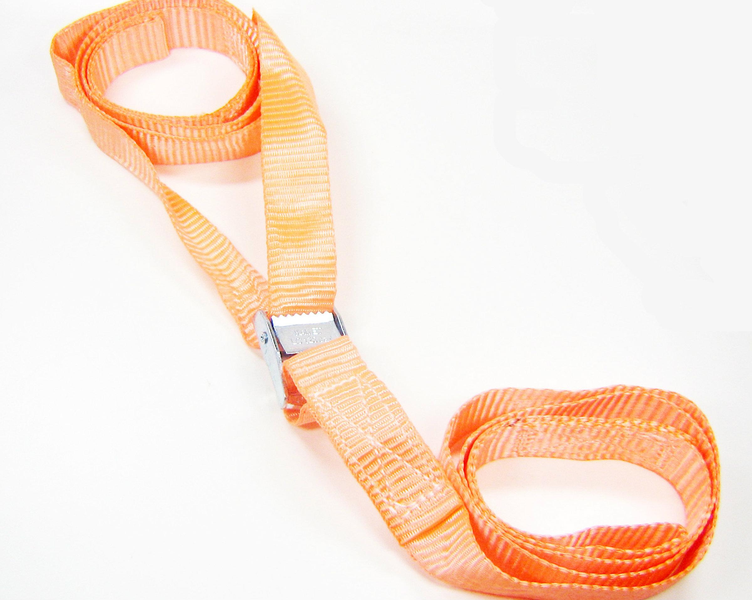 Spanbanden 25mm Tweedelig