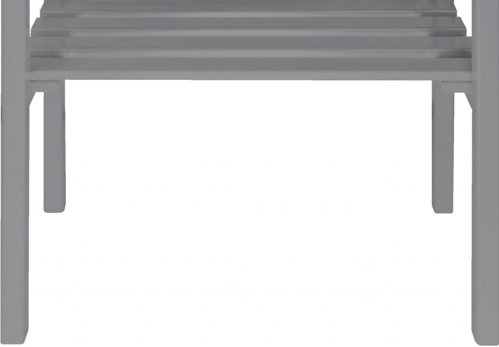 Arbeitstisch garten grau 3 laden esschert design for Arbeitstisch design
