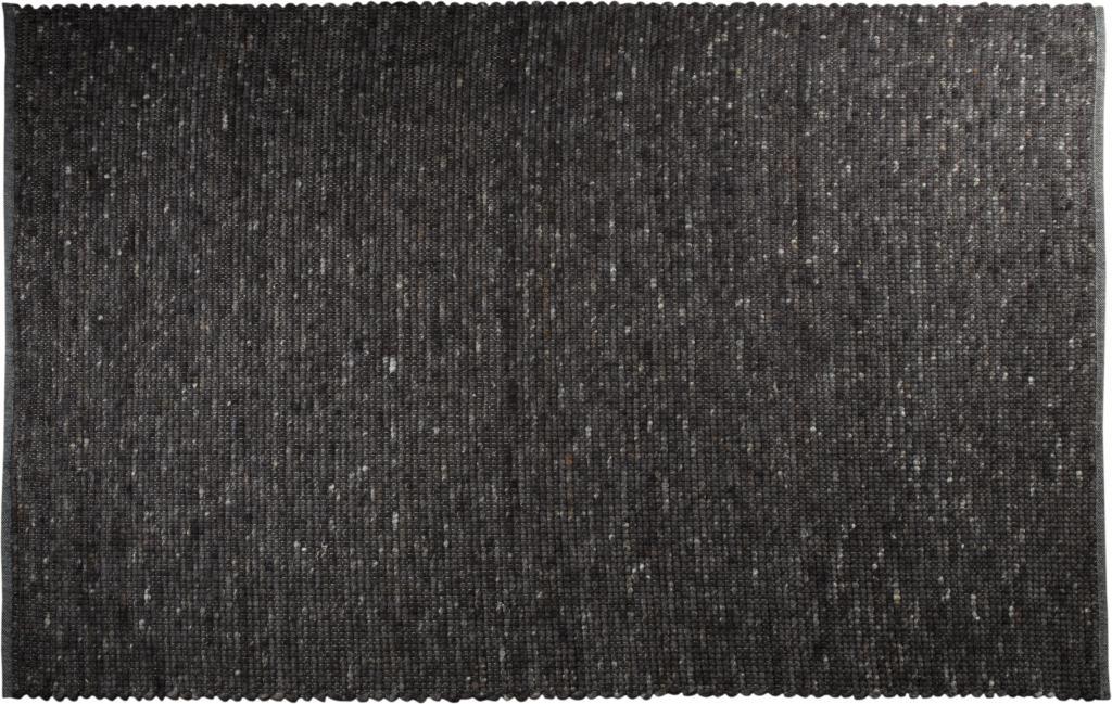 teppich pure 200 x 300 dunkelgrau zuiver kaufen wohn und. Black Bedroom Furniture Sets. Home Design Ideas