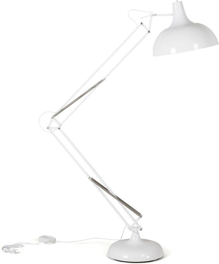 stehlampe pix wei metall 40x77x188 kokoon design kaufen wohn und. Black Bedroom Furniture Sets. Home Design Ideas