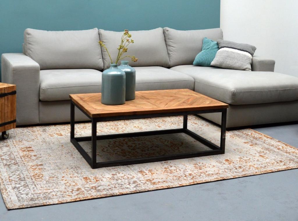 teppich maddy braun 170 240cm orientalisches muster brix kaufen. Black Bedroom Furniture Sets. Home Design Ideas