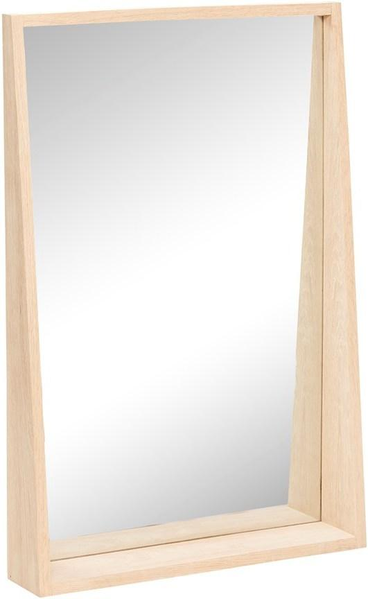 spiegel eikenhout 60 x 90 cm h bsch. Black Bedroom Furniture Sets. Home Design Ideas