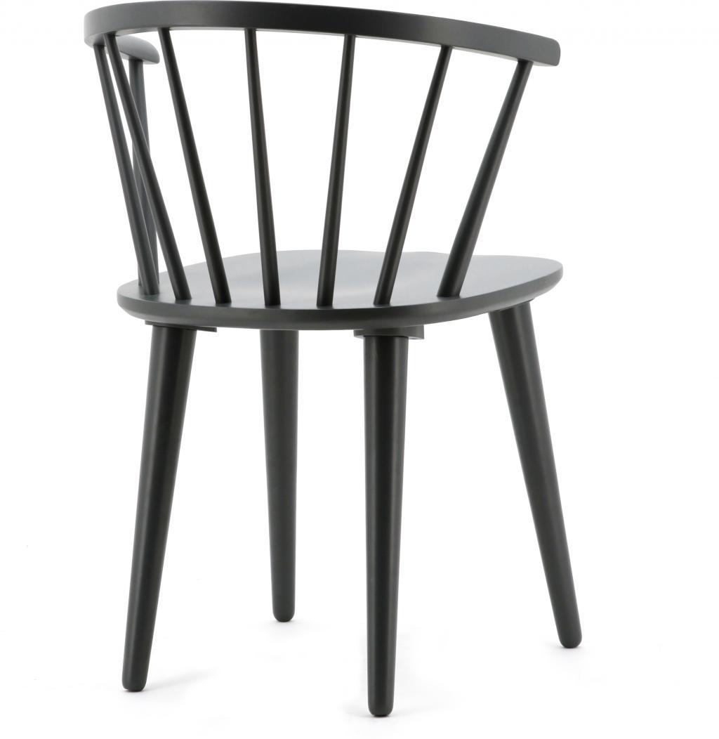 Stuhl splendid skandinavisch anthrazit by boo kaufen wohn und - Stuhl skandinavisch ...
