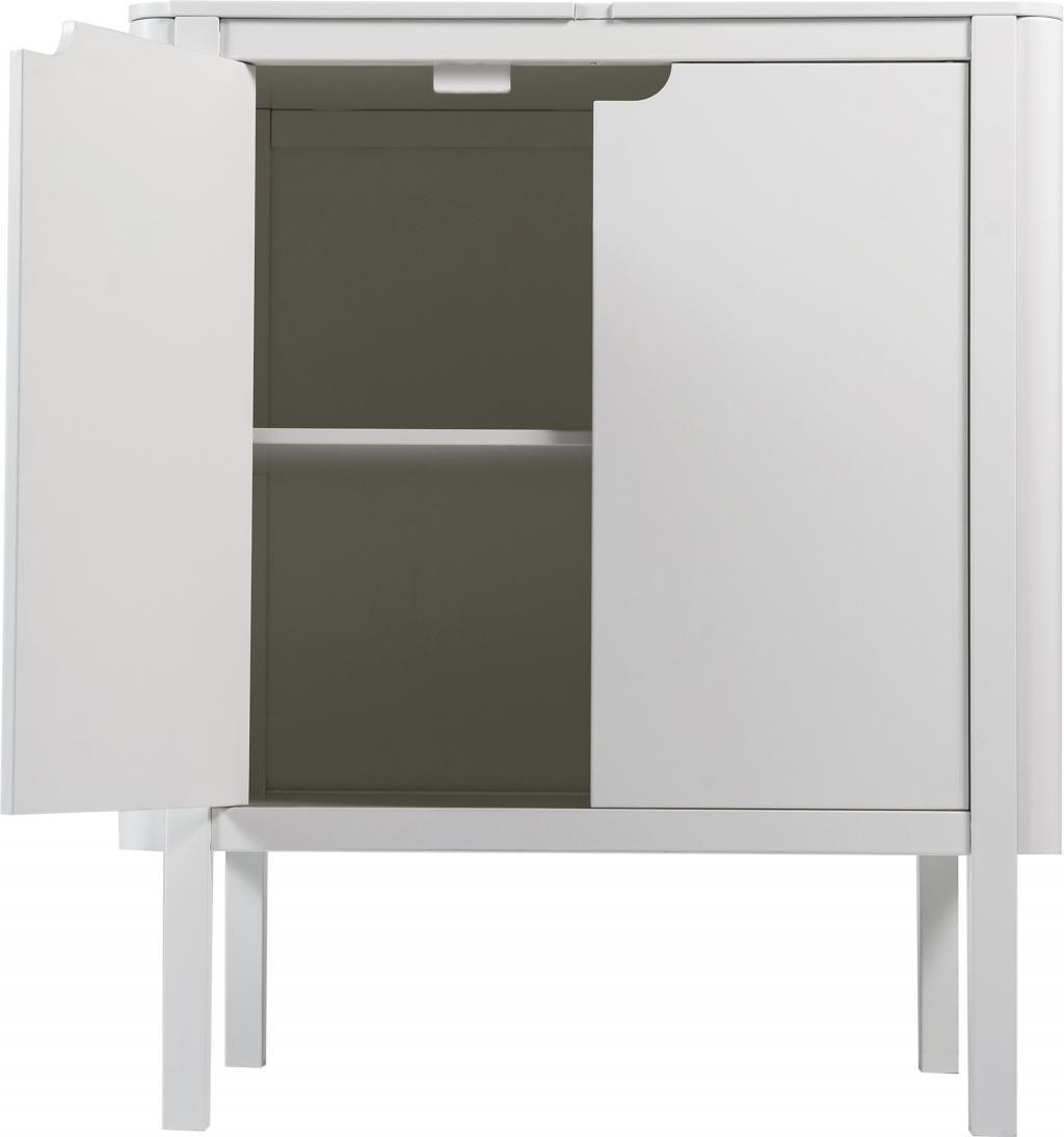 kommode sebra wei 80x74x90 cm sebra kaufen wohn und lifestylewebshop. Black Bedroom Furniture Sets. Home Design Ideas