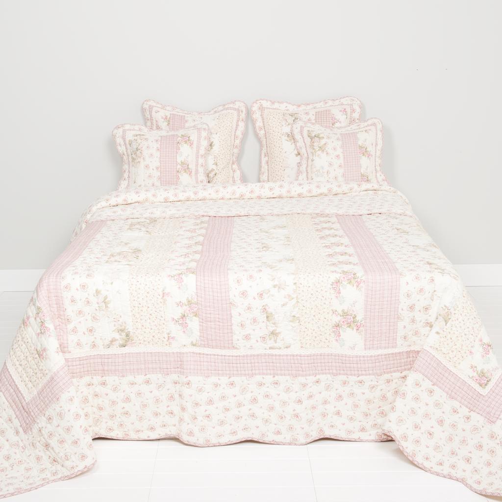 tagesdecke lieve 140 220 baumwolle polyester clayre eef kaufen. Black Bedroom Furniture Sets. Home Design Ideas