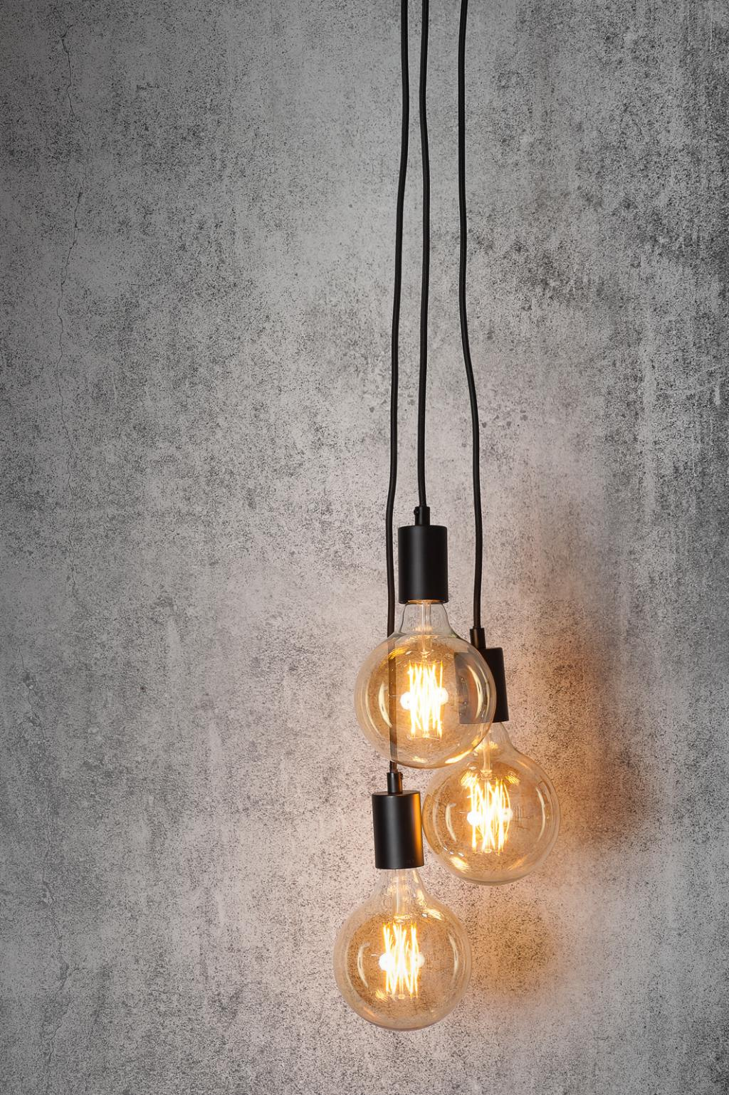 Hanglamp oslo 150cm zwart it 39 s about romi for Lampen 150 cm
