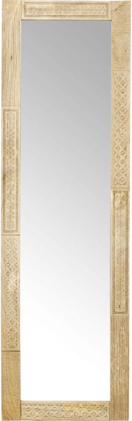 spiegel puro 180x56cm kare design kaufen wohn und lifestylewebshop. Black Bedroom Furniture Sets. Home Design Ideas