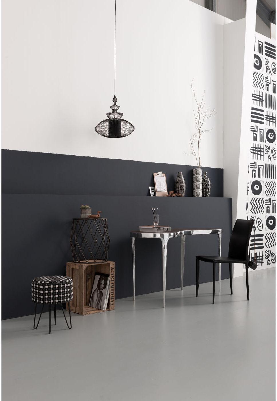 h ngeleuchte swing iron oval kare design kaufen. Black Bedroom Furniture Sets. Home Design Ideas