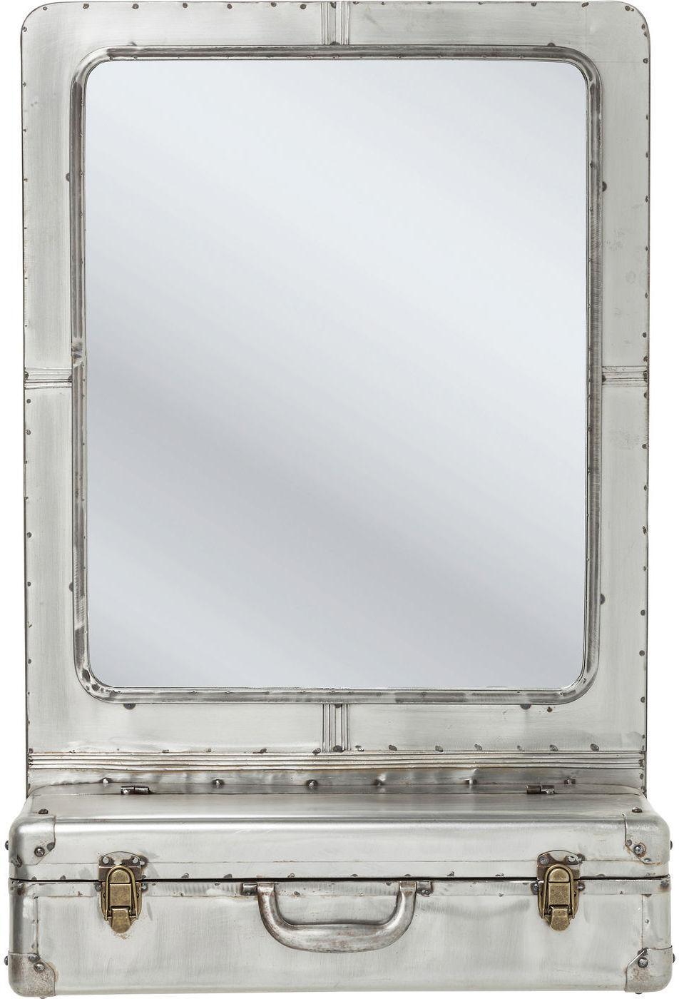 spiegel suitcase kare design kaufen wohn und lifestylewebshop. Black Bedroom Furniture Sets. Home Design Ideas