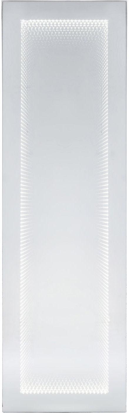 spiegel infinity 180x55cm led kare design. Black Bedroom Furniture Sets. Home Design Ideas
