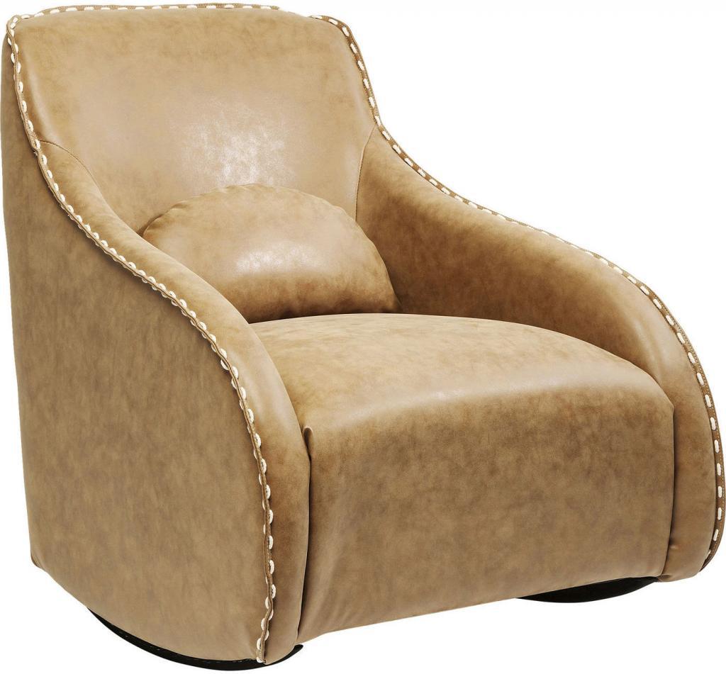 schaukelsessel swing ritmo terra kare design kaufen wohn und. Black Bedroom Furniture Sets. Home Design Ideas