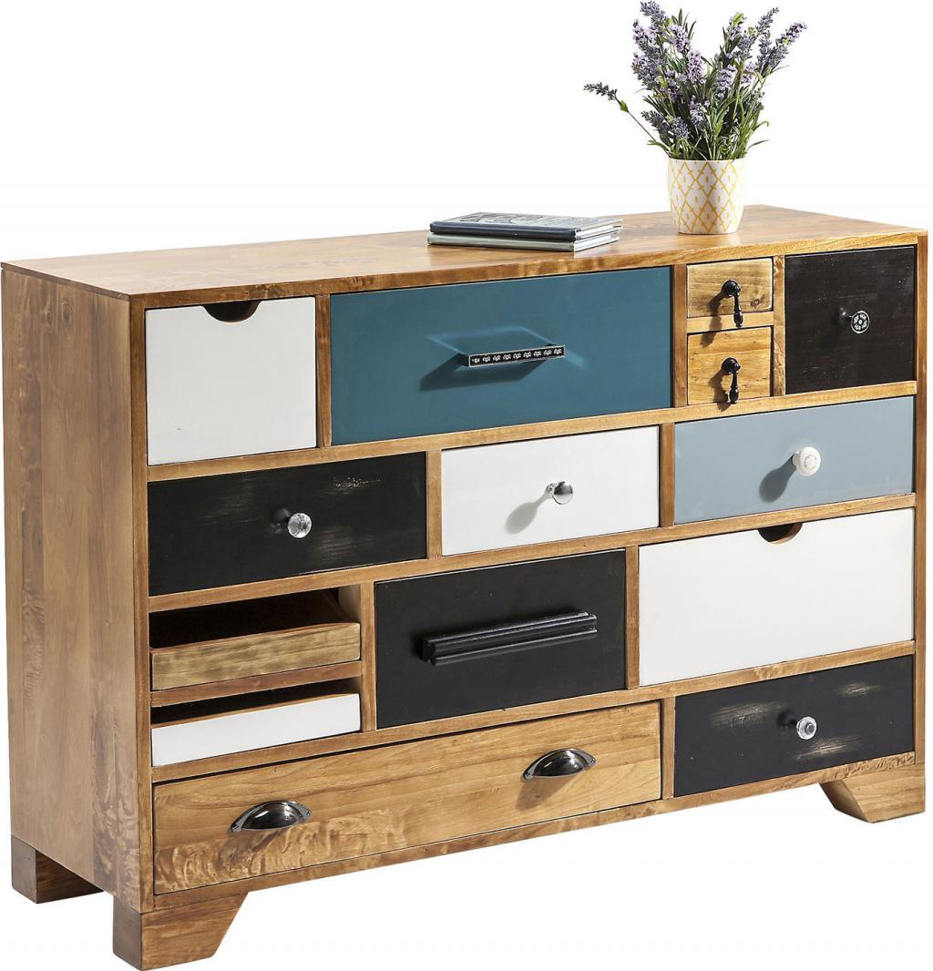 kommode babalou eu 14 sch be kare design kaufen wohn und lifestylewebshop. Black Bedroom Furniture Sets. Home Design Ideas
