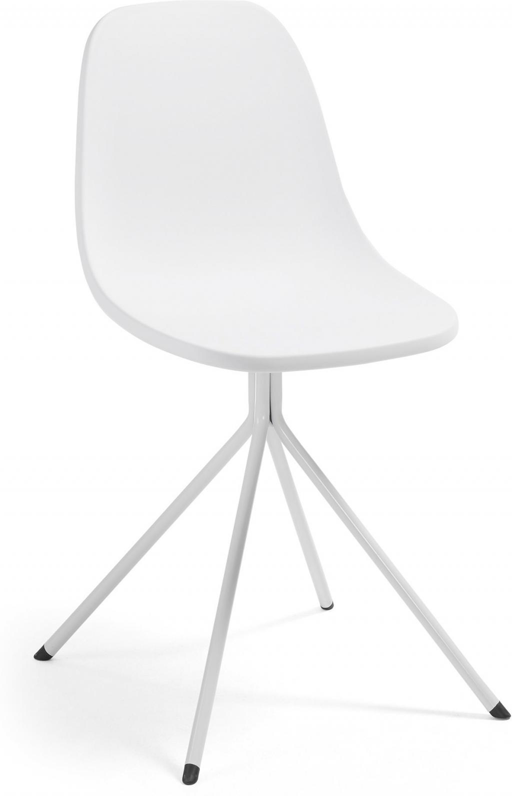 stuhl mint wei epoxy kunststoff schale la forma kaufen wohn und. Black Bedroom Furniture Sets. Home Design Ideas