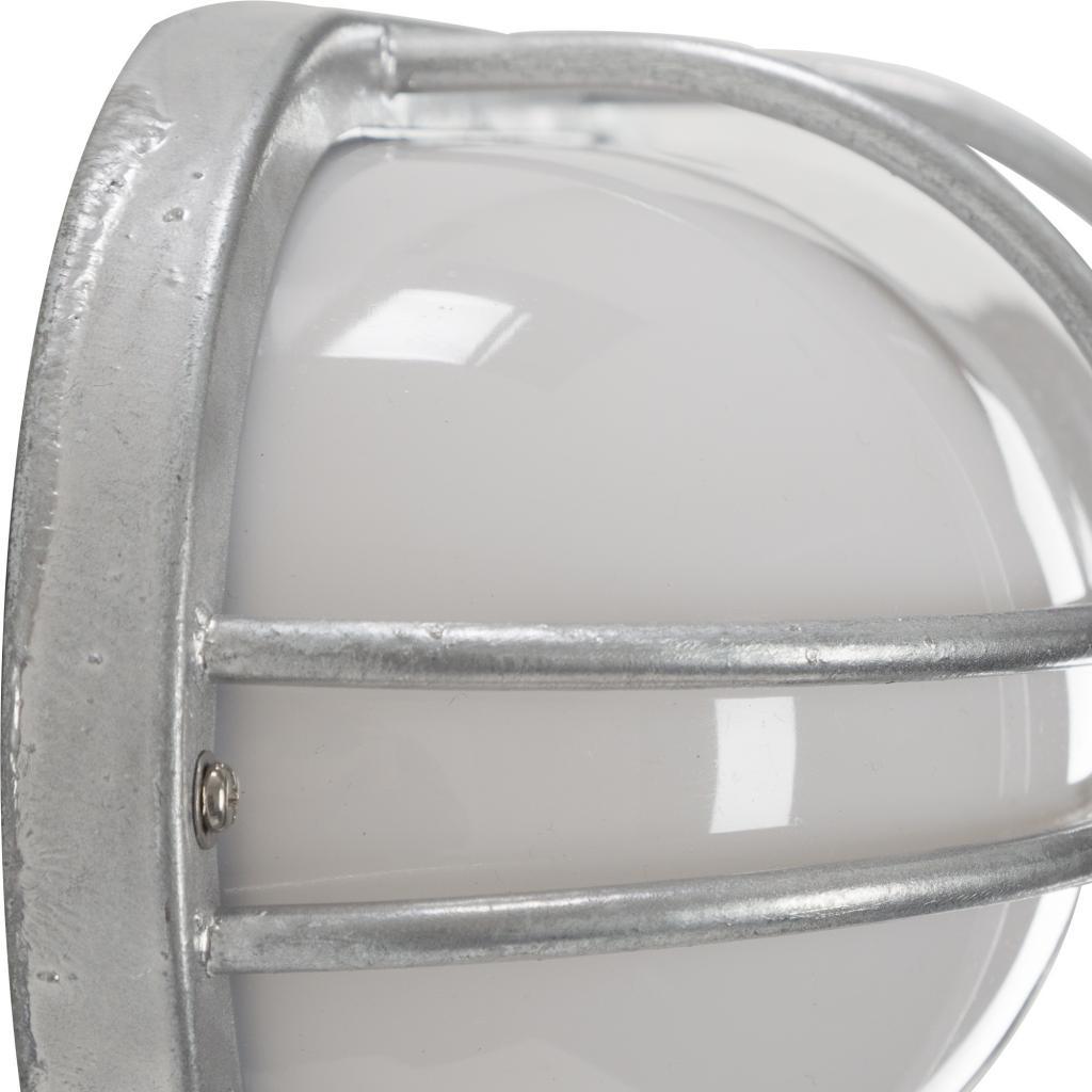 Au en wandlampe kiel verzinkter stahl ks verlichting kaufen wohn und - Aussen wandlampe ...