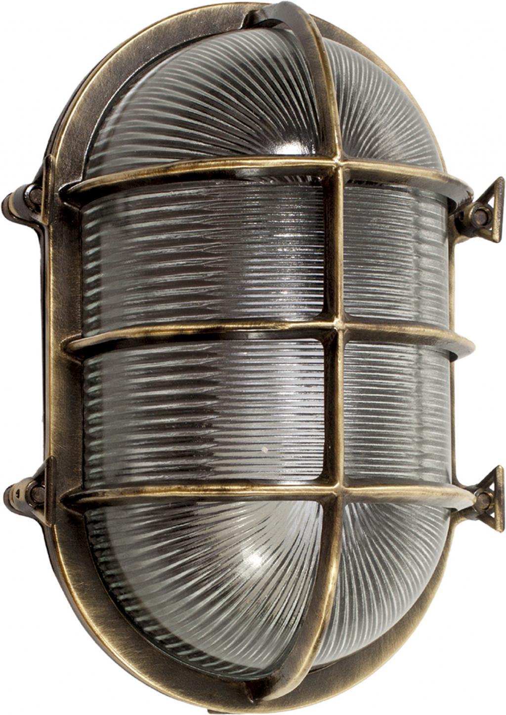 Au en wandlampe nautic 4 bronze ks verlichting kaufen wohn und - Aussen wandlampe ...