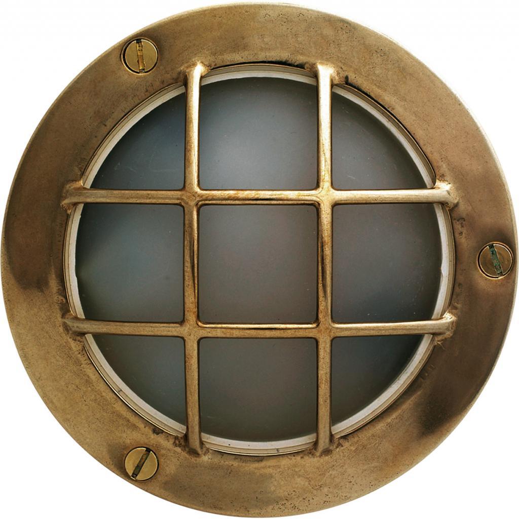 Au en wandlampe arctic bronze ks verlichting kaufen wohn und - Aussen wandlampe ...