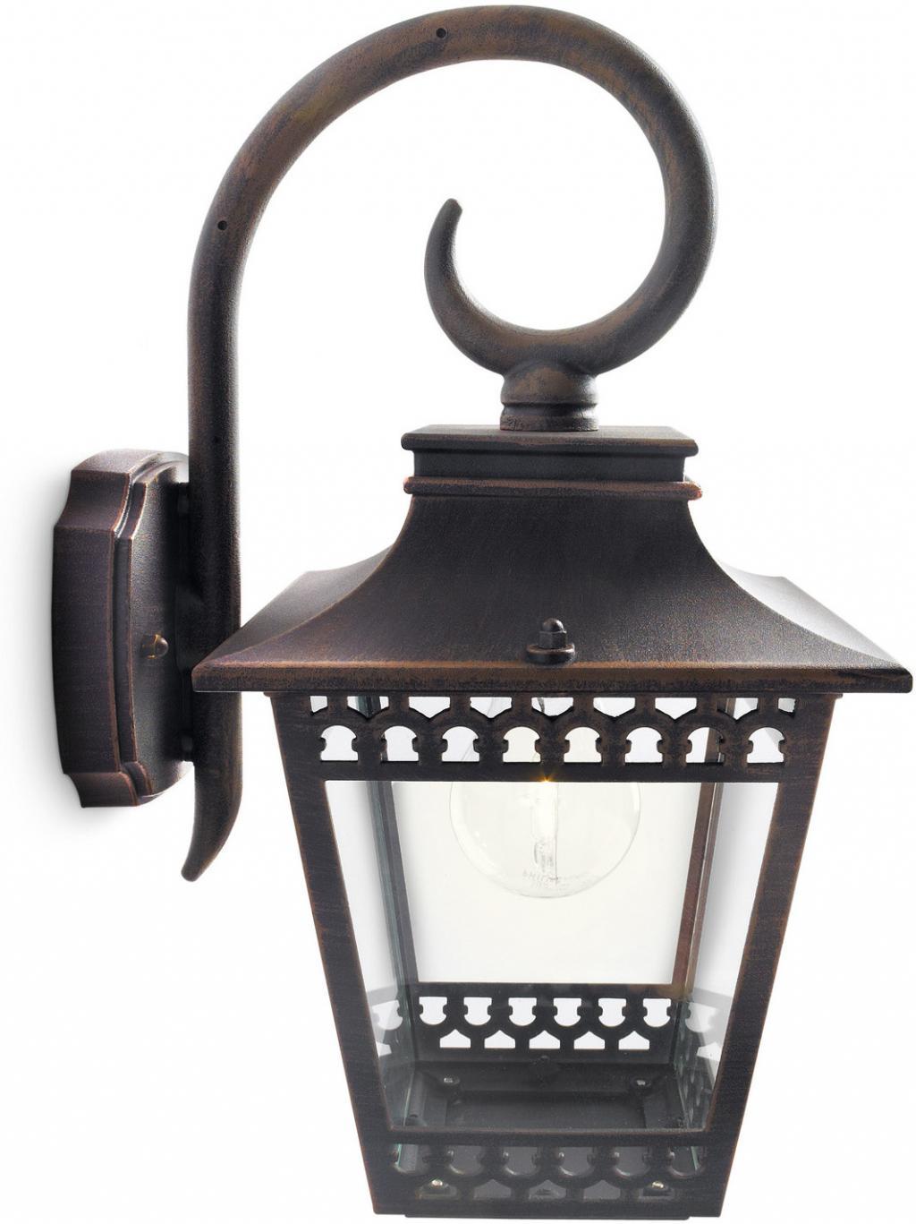 au enlampe hedge wandlampe h ngend braun philips kaufen wohn und. Black Bedroom Furniture Sets. Home Design Ideas