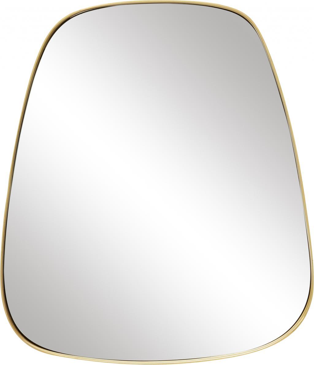 Wandspiegel mit metallrahmen gold hubsch kaufen - Wandspiegel mit metallrahmen ...
