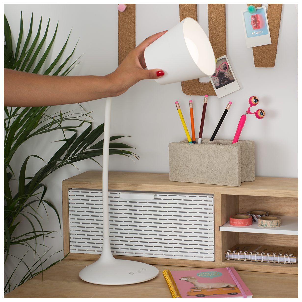 Bureaulamp - Nomade Flex Wit - Le Studio