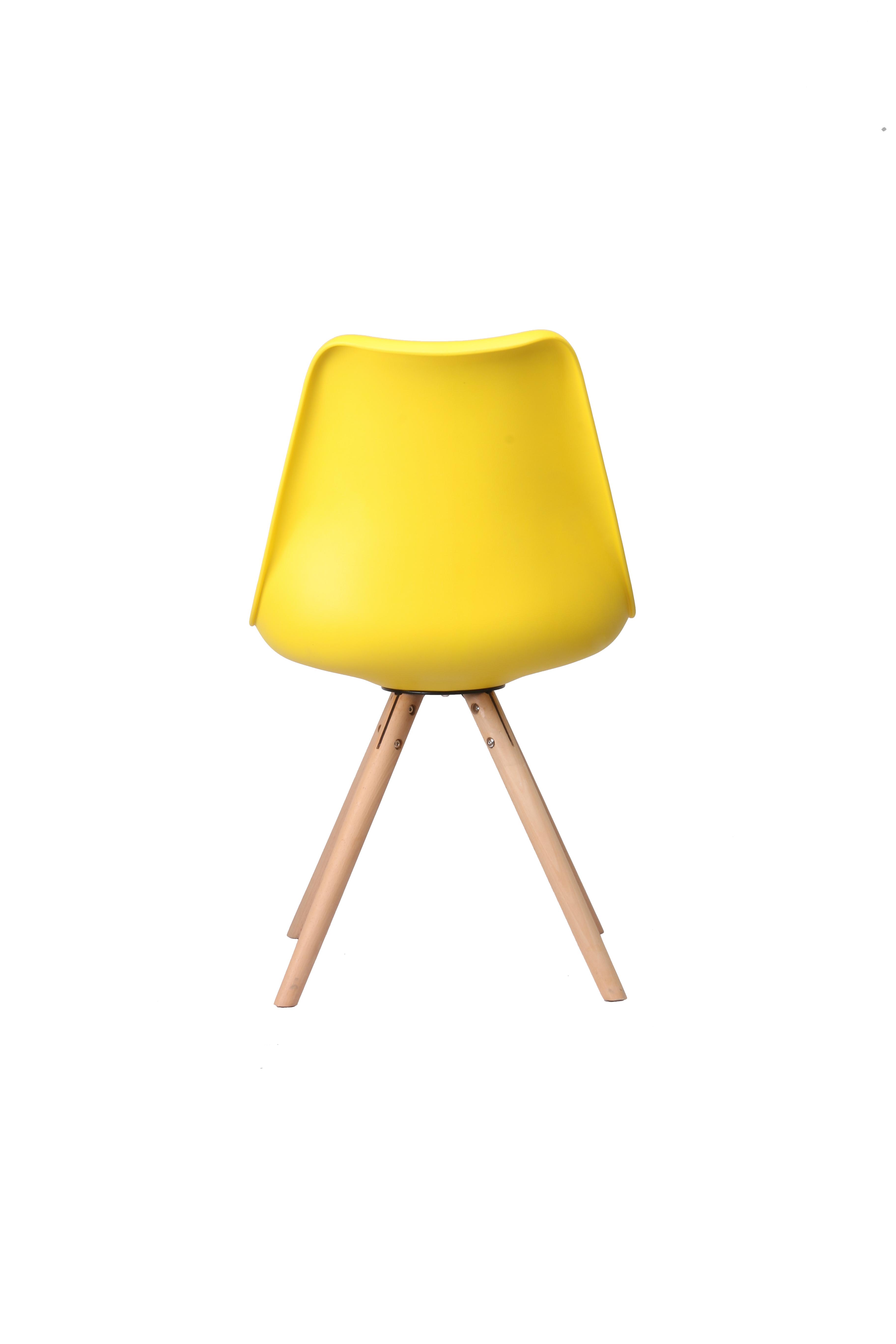 Stoel Morso - Geel - LiL Design