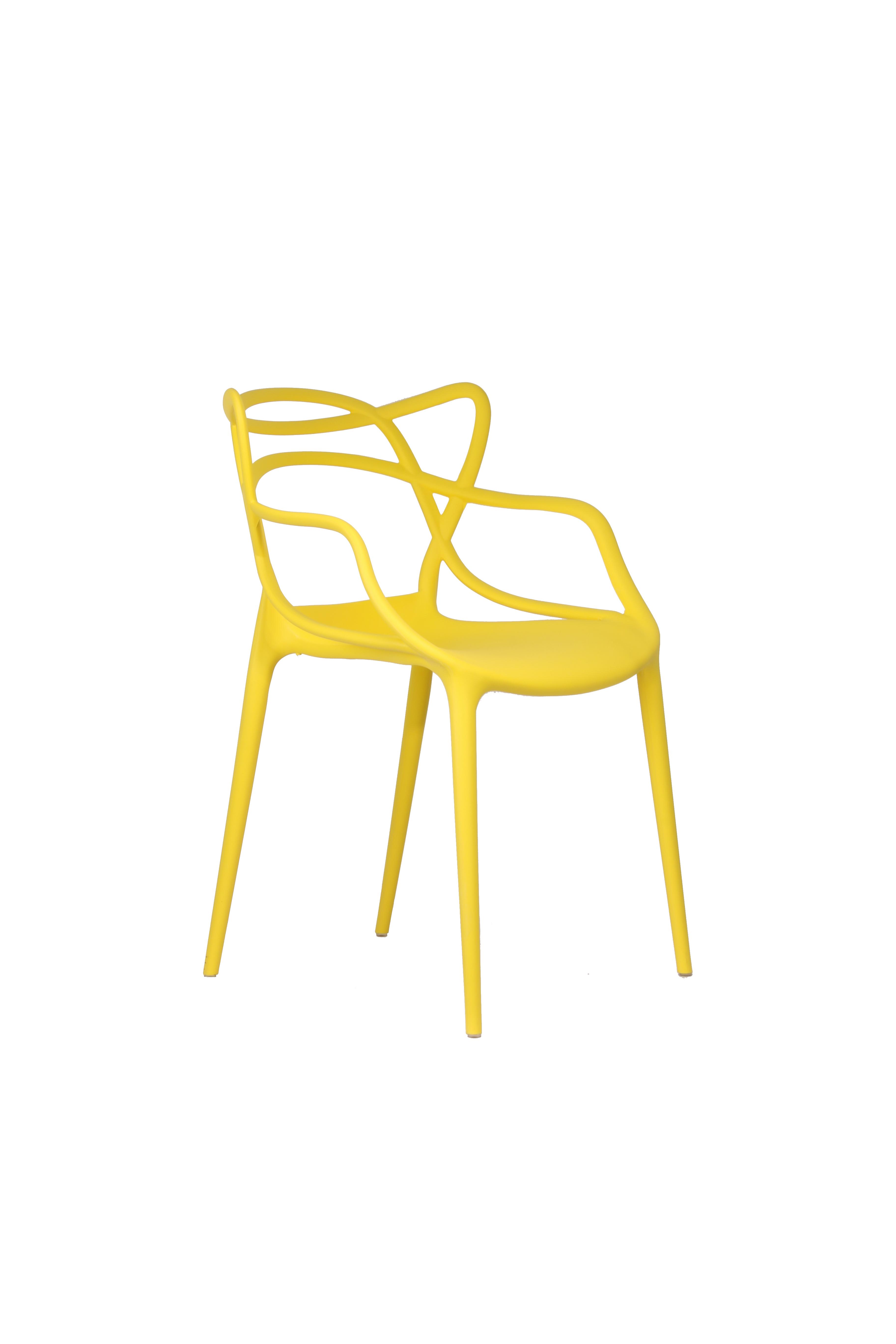 Stoel Esbjerg - Geel - LiL Design