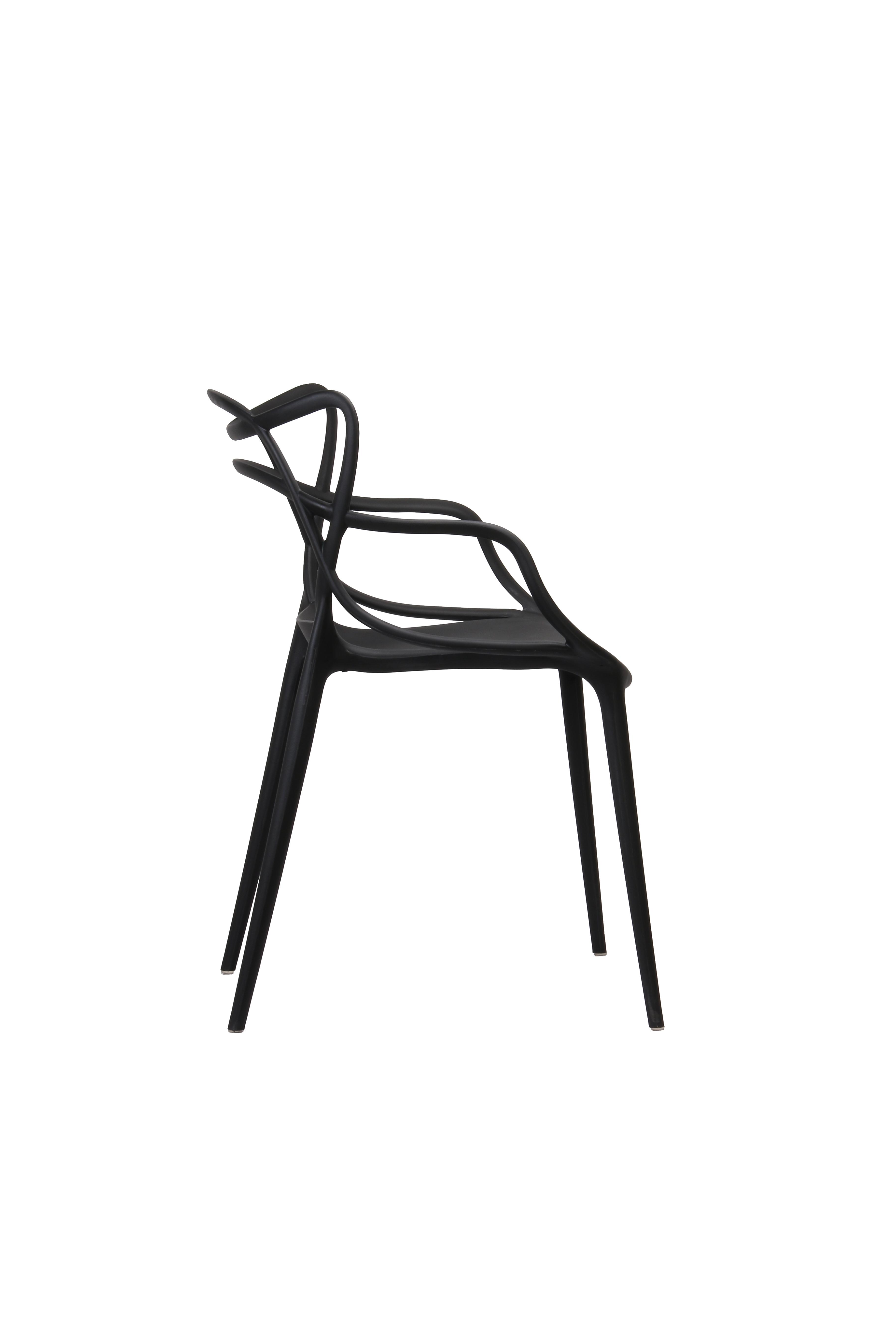 Stoel Esbjerg - Zwart - LiL Design